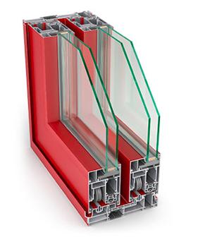 Bīdāmo durvju sistēma Ponzio 1600 TT
